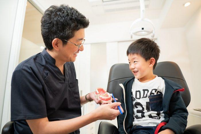 親子診療や付き添いも可能です